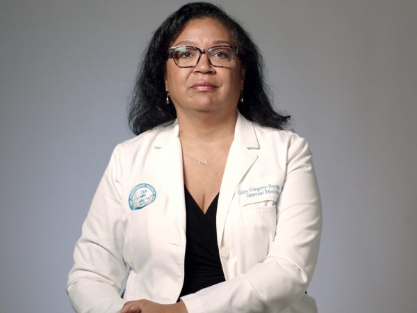 What about the new COVID variants? Dr. Gina Gregory-Burns (:54)