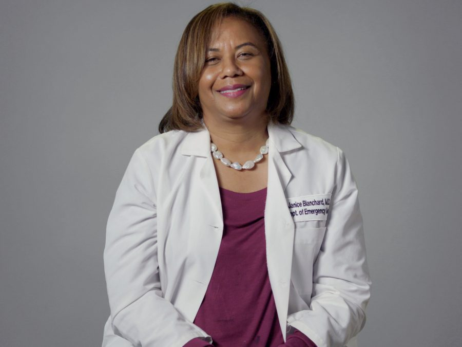 Symptomatic vs. Asymptomatic COVID - Dr. Janice Blanchard (0:34)