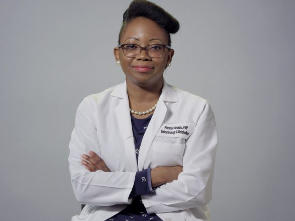 Why not wait to get the COVID vaccine? Florence Awosika, Nurse Practitioner (:54)