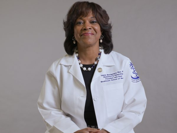 How were Black people involved in the COVID vaccine development? Dr. Valerie Montgomery Rice (1:09)