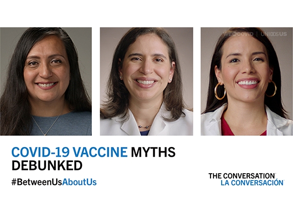 THE CONVERSATION/LA CONVERSACIÓN - Latinx Health Care Workers - Digital PSAs