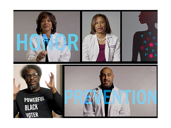THE CONVERSATION - W. Kamau Bell and Black Health Care Workers - Video Stills