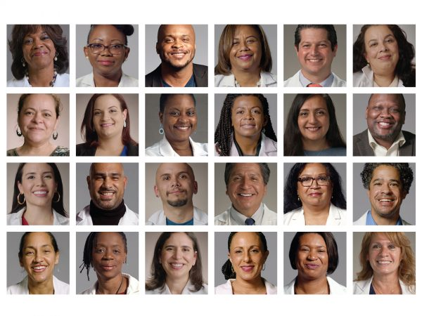 Meet the Health Care Workers - Bios Page for Combined Campaign
