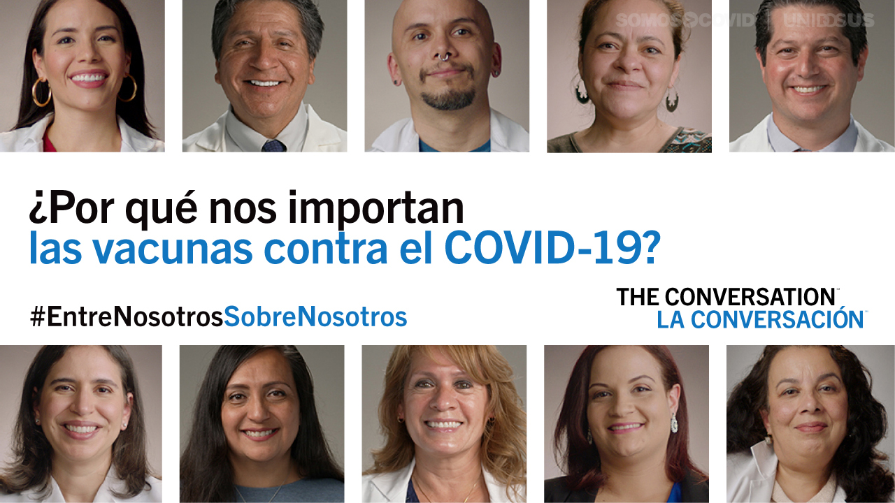 Meet the Health Care Workers - LatinX Community SPANISH