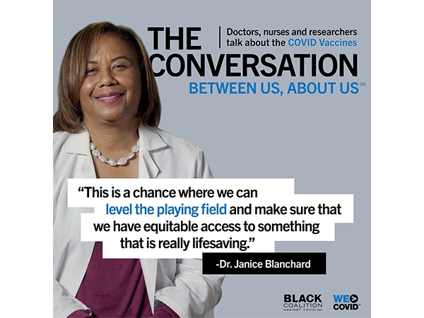 Why I Joined The Conversation - Black Health Care Workers - Quote Graphics