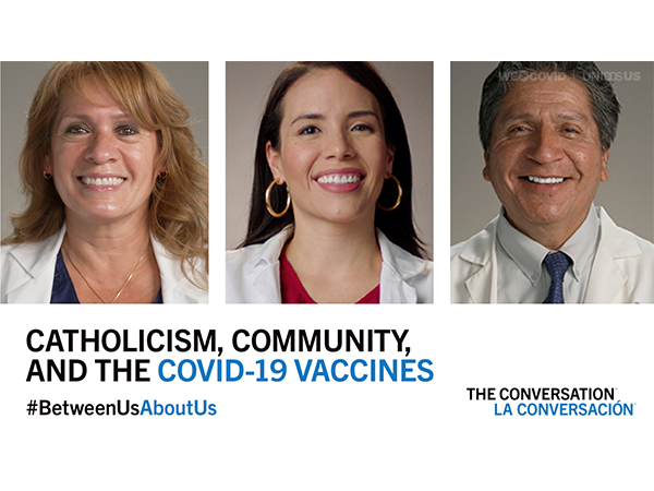 Catholicism, Community and the COVID-19 vaccines