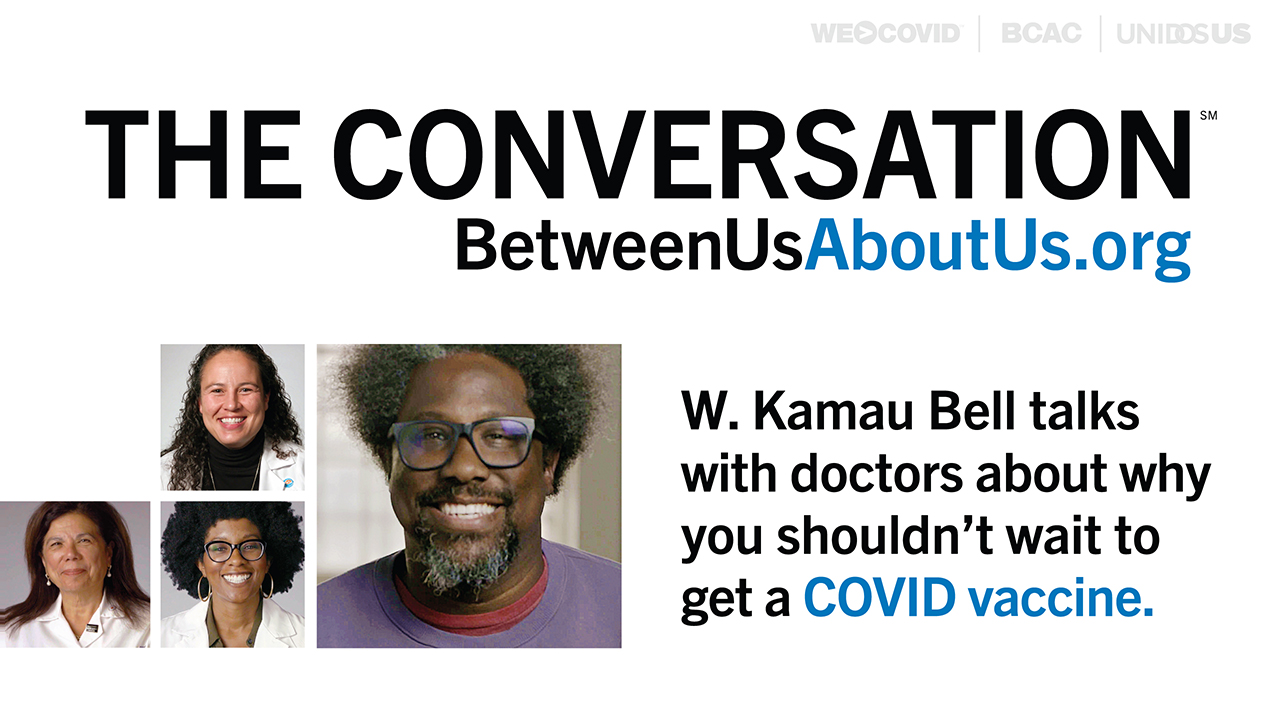Why We Need THE CONVERSATION - black and latinx