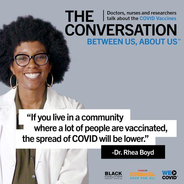 Dr. Rhea Boyd Quote