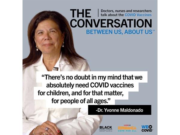 Dr. Yvonne Maldonado Quote 1