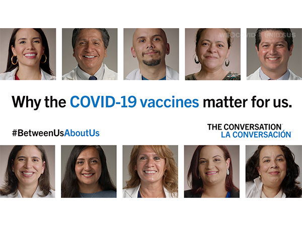 Why the COVID-19 Vaccines Matter For Us