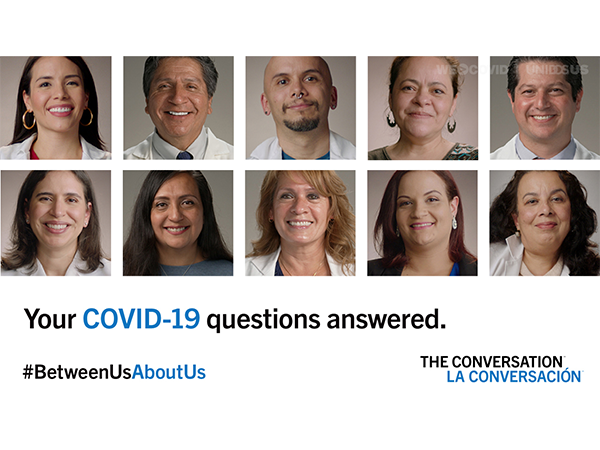 Your COVID-19 Vaccine Questions Answered 1